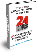 Arizona DUI Defense Action